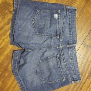Old Navy Shorts - Old Navy Jean shorts, sz 12